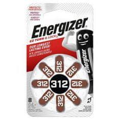 Energizer Baterie do protetyki audio 312 SP-8