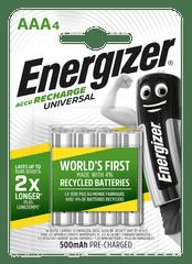 Energizer Akumulator - Uniwersalny AAA 500 FSB4 wstępnie naładowany