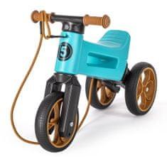 Teddies tricikl Funny Wheels New Sport 2u1