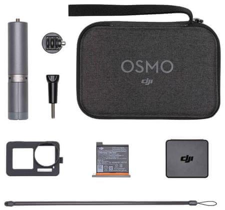 DJI Osmo Action - utazókészlet