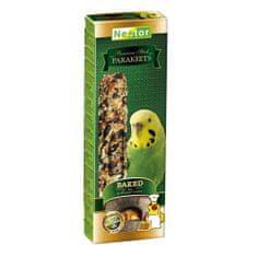 Nestor PREMIUM STICKS tyčinky pro andulky 2ks pečené v chlebové peci 85g