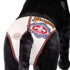 EBI D&D hárací kalhotky 320 x 390 mm M Doggy se 4 vložkami