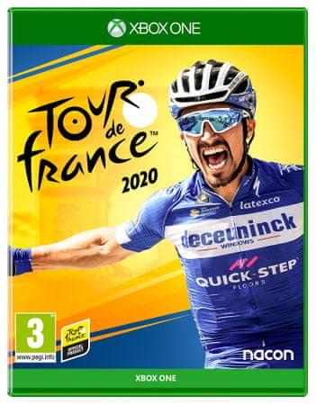 Nacon Gaming Tour de France 2020 igra (Xbox One)