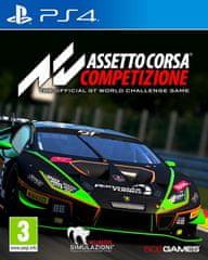 505 Games Assetto Corsa Competizione igra (PS4)