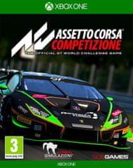505 Games Assetto Corsa Competizione igra (Xbox One)