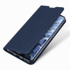 Dux Ducis Skin Pro bőr könyvtok Xiaomi Mi Note 10 / Mi Note 10 Pro, kék