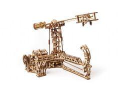 UGEARS Mechanické puzzle 3D simulátora letu 726 dielov