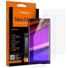 Spigen Neo Flex HD ochranná fólia na Samsung Galaxy Note 10