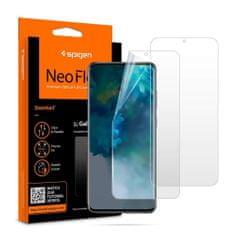 Spigen Neo Flex HD ochranná fólia na Samsung Galaxy S20