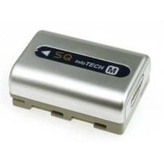 POWERY Akumulátor Sony NP-FM50