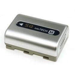POWERY Akumulátor Sony CCD-TRV108 1650mAh