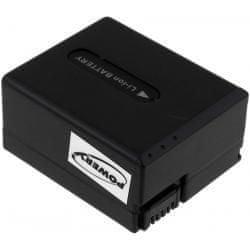 POWERY Akumulátor Sony DCR-PC106 1400mAh