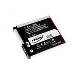 POWERY Akumulátor Panasonic Lumix DMC-FH7S