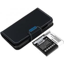 POWERY Akumulátor Samsung SGH-N055 5200mAh s Flip-Cover