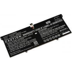 POWERY Akumulátor Lenovo Yoga 920-13IKB 80Y7003QSC