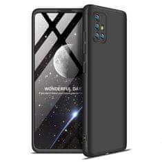 GKK 360 Full Body plastové púzdro na Samsung Galaxy A71, čierne