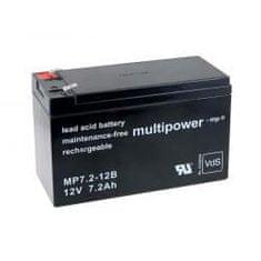 POWERY Akumulátor UPS APC Back-UPS ES 700