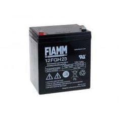 Fiamm Akumulátor 12FGH23 (zvýšený výkon) - FIAMM originál