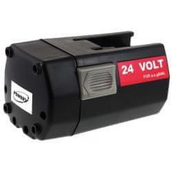 POWERY Akumulátor AEG BXS24 2000mAh