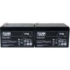 Fiamm Akumulátor APC RBC 6 - FIAMM originál