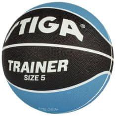 Stiga košarkaška lopta, vel. 5, plava / crna
