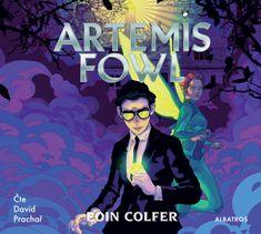 Colfer Eoin: Artemis Fowl - CD