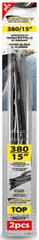 Bottari brisači, 380 mm, par