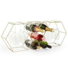 VonShef stojalo za vino in kozarce