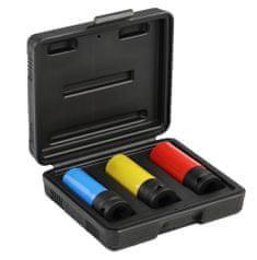 Gedore Red Set udarnih nasadnih ključev za menjavo pnevmatik