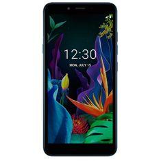 LG mobilni telefon K20, plavi (LMX120EMW)