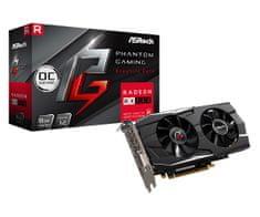 ASRock Phantom Gaming D Radeon RX580 8G OC, 8 GB GDDR5 grafična kartica