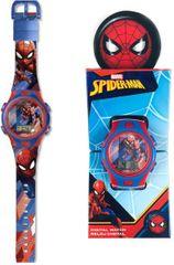 EUROSWAN Hodinky Spiderman sportovní