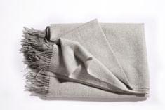 Ch. Fischbacher Vlněný přehoz PURO šedý