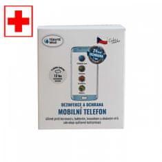 Nasucho Antivirová dezinfekce a ochrana mobilní telefon 12x 3ml