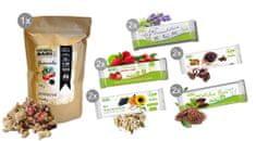 Natural Bars Outdoor balíček zdravých svačinek
