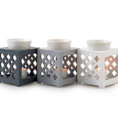 Pajoma Aromatická lampa-Marocc – sivá