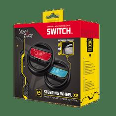 Steelplay Steering Wheel Twin Pack volan (Switch)