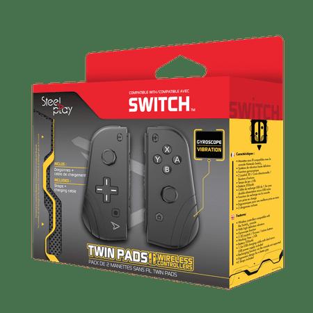 Steelplay Twin Pads set kontrolera (Switch)