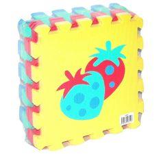 Wiky Mäkké puzzle bloky ovocie 30cm