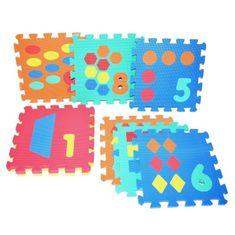 Wiky Mäkké puzzle bloky čísla 30cm