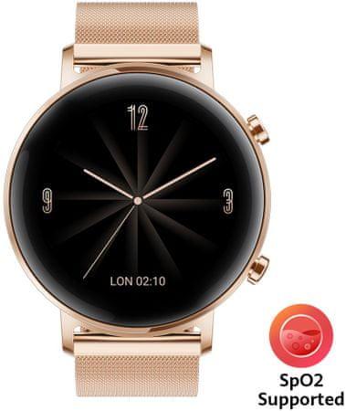 Huawei Watch GT 2, Rose Gold (42 mm)