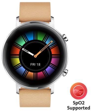 Huawei Watch GT 2, Gravel Beige (42 mm)