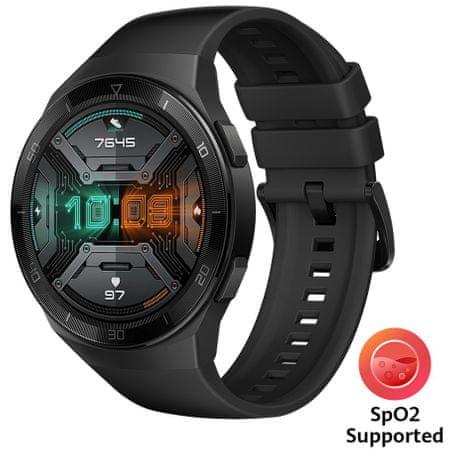 Huawei Watch GT 2e, Graphite Black, 46 mm