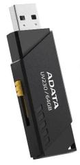 A-Data UV230 64GB, čierna (AUV230-64G-RBK)