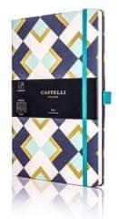 Castelli Italy Zápisník Oro Chess