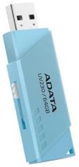 A-Data UV230, 64GB, modrá (AUV230-64G-RBL)