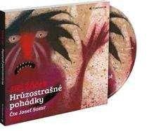 Žáček Jiří: Hrůzostrašné pohádky (2x CD) - CD