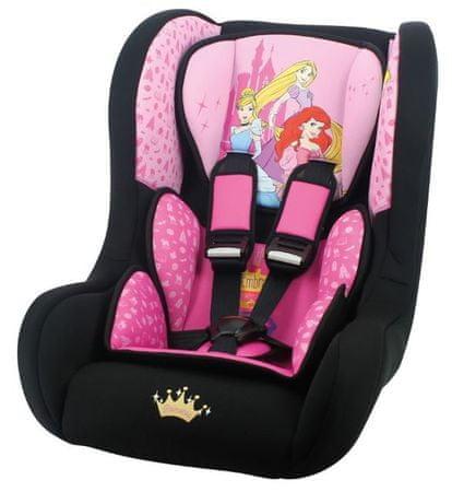 Nania Trio Princess otroški avtosedež, Luxe 2020