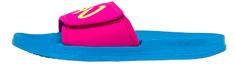 Calvin Klein dámske šľapky KW0KW01028 Velcro Slide