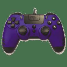 Steelplay MetalTech Blue žični gamepad (PS4)